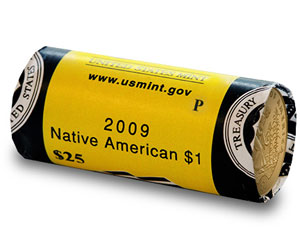 Native American Dollar Roll