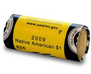 Native American Dollar Roll